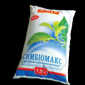 СимбіомаксС м.ч.ж. 2,5%