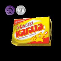 Масло солодковершкове селянське «Кагма» м.ч.ж.78%